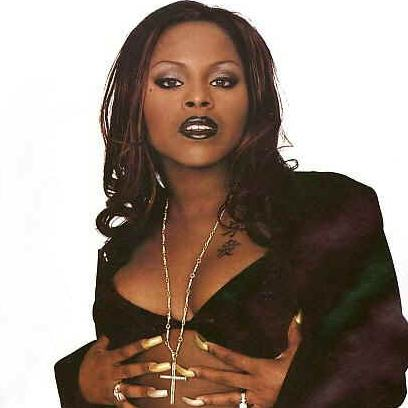 Foxy Brown Avoids jail Court Nail Salon Sentence