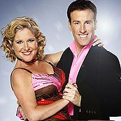 Strictly Come Dancing Betting Odds: Jan claire pete matt carol
