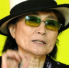 Yoko Ono Blackmailed driver pictures tape arrested