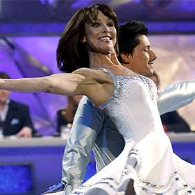 Dancing On Ice betting odds Kay Burley Lee Sharpe Emily Symons Lisa Scott-Lee