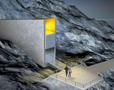 Doomsday Vault, Seeds, Nuclear, Holocaust, Paranormal