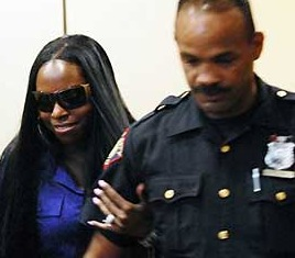 Foxy Brown, Police Brutality, Shop, Toilet