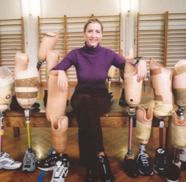 Heather Mills, Dancing With the Stars, Prosthetic, Divorce
