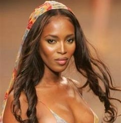 Naomi Campbell community service cleans cleaning mopping new york assault