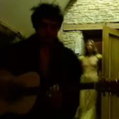 Kate Moss Pete Doherty YouTube Video Singing Cuntface