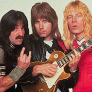 Spinal Tap Live Earth Wembley Climate Change