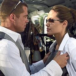 Angelina Jolie Pregnant Shiloh Nouvel Brad pitt