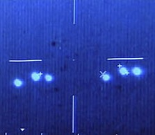 Mexican Airforce 11 UFOs Paranormal FLIR