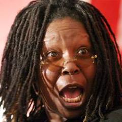 Whoopi Goldberg The View Rosie O'Donnell