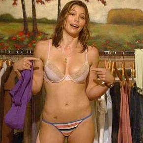 Jessica Biel Wonder Woman Justice League Of America