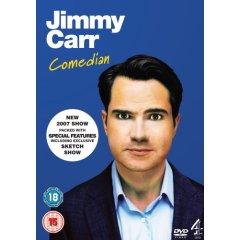 Jimmy Carr Comedian DVD