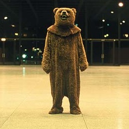 Turner Prize Bear Mark Wallinger Sleeper