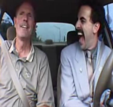 Borat Sued Michael Psenicska movie driving instructor