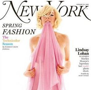 Lindsay Lohan naked photoshoot Michael Lohan disgusted father