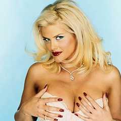 anna nicole The cover girl for the new W magazine tells the glossy that sex scenes are ...