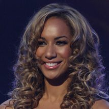 Leona Lewis naked PETA animals X Factor