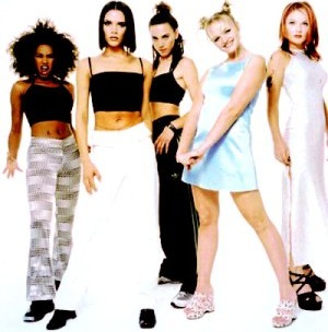 Spice Girls Split Geri Halliwell