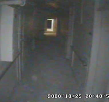 images of ghosts caught on camera. concept of ghosts caught