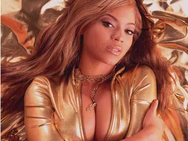beyonce-knowles. That Jay-Z is a lucky chap. 10 ? Scarlett Johannson