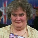Susan Boyle, Oprah Winfrey, Britain's Got Talent, Barack Obama