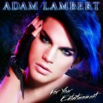 Adam Lambert, Adam Lambert album cover, Adam Lambert For Your Entertainment, For Your Entertainment, American Idol
