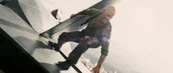 McClane on a Jumbo Jet
