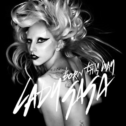 New Lady Gaga Perfume. In the photo, you can see GaGa