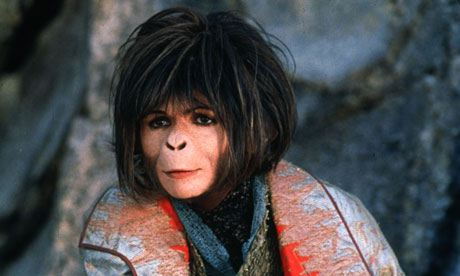 wow i never knew janet jackson was in planet of the apes ...