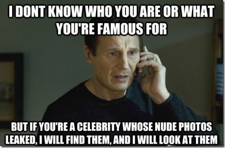 liam neeson picture about celebrity nude pictures