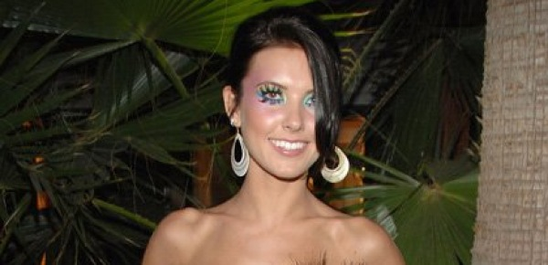Audrina Patridge Peacock