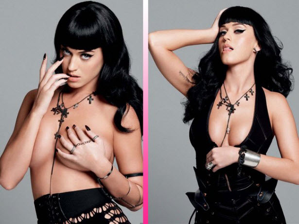 Katy Perry for Esquire Magazine