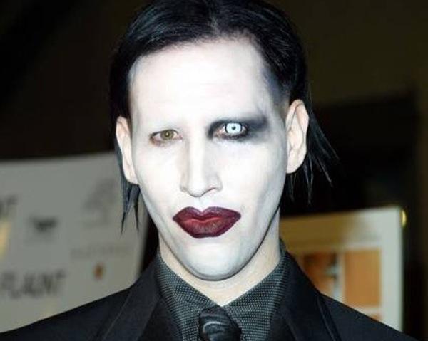 Marilyn Manson Weird