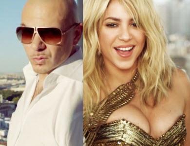 Pitbull and Shakira does a song