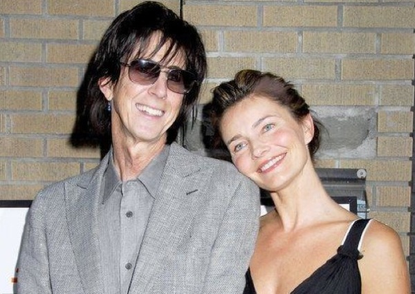 Ric Ocasek Hot Wife