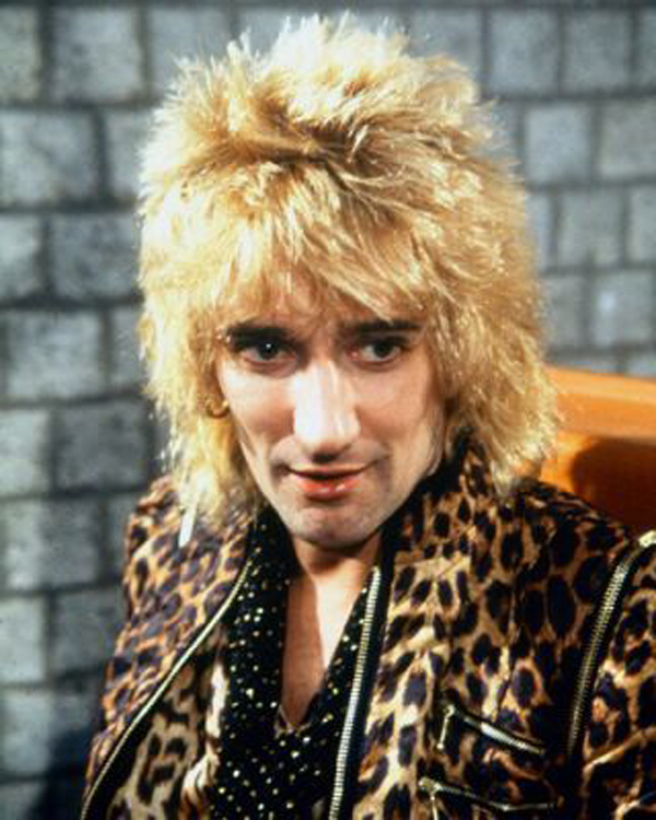 Rod Stewart Young