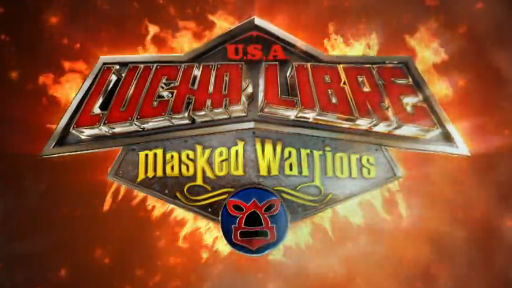 Lucha Libre USA: Masked Warriors Logo
