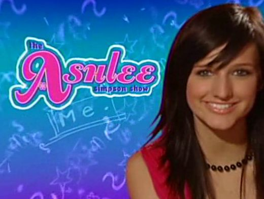 The Ashlee Simpson Show logo