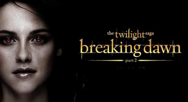 The Twilight Saga Breaking Dawn: Part 2 Poster