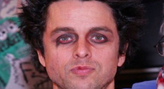 Billy Joe Armstrong Guyliner Dripping
