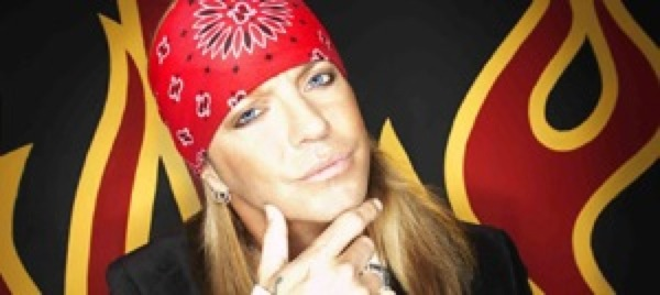 Bret Michaels Looks Like Shannon Tweed