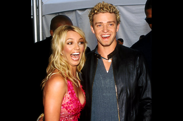 jt and britney spears relationship history