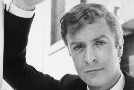 Michael Caine When He Was Young and Hot