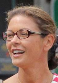 Catherine Zeta-Jones Without Makeup