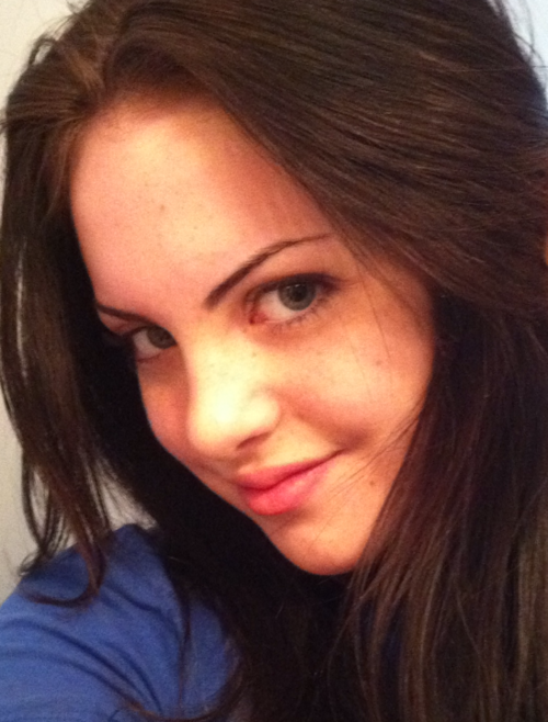 Elizabeth Gillies Without Makeup