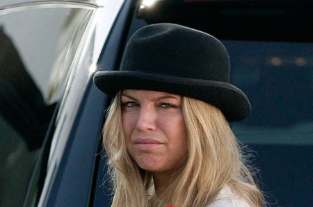 Fergie Without Makeup