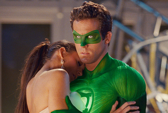 green lantern ryan reynolds blake lively