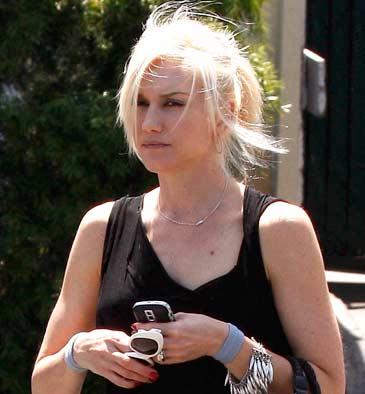 Gwen Stefani Without Makeup