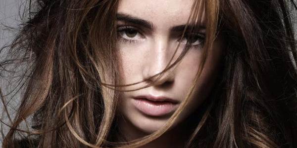 Lily Collins Looking Good