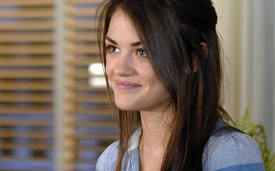 Lucy Hale Without Makeup