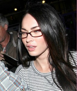 Megan Fox without makeup